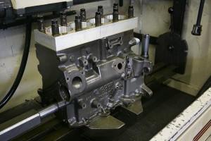 close-up-in-process-engine-block-in-sunnen-hone-machine