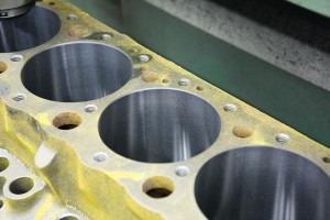 gas-engine-block-after-boring-