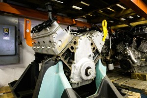 new-automobile-engine-in-stock
