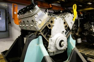 new-automobile-engine-stock